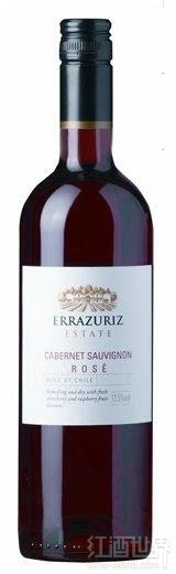 伊拉苏庄园珍藏赤霞珠桃红葡萄酒(Errazuriz Estate Reserva Cabernet Sauvignon Rose,Central ...)