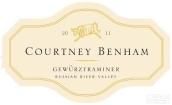 马丁雷考特班尼琼瑶浆干白葡萄酒(Martin Ray Courtney Benham Gewurztraminer,Russian River ...)