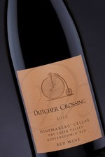 荷兰十字酿酒师库普风施密德红葡萄酒混酿(Dutcher Crossing Winemaker's Cellar Kupferschmid Red Wine,...)