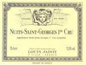 路易亚都(夜圣乔治一级园)红葡萄酒(Louis Jadot Rouge,Nuits-Saint-Georges Premier Cru,France)