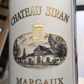 西航酒庄干红葡萄酒(Chateau Siran,Margaux,France)