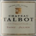 大宝城堡红葡萄酒(Chateau Talbot, Saint-Julien, France)