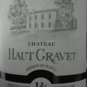 上歌威特酒庄特级园干红葡萄酒(Chateau Haut-Gravet Grand Cru,Saint-Emilion Grand Cru,France)