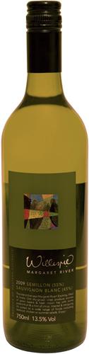 威斯帕赛美蓉长相思干白葡萄酒(Willespie Semillion-Sauvignon Blanc,Margaret River,Western ...)