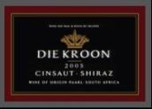 大地皇冠模具克朗神索西拉干红葡萄酒(Landskroon Die Kroon Cinsaut-Shiraz,Paarl,South Africa)