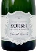 科贝尔蜜糖特酿起泡酒(Korbel Sweet Cuvee,California,USA)