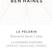 本海因斯酒庄朝圣者歌海娜西拉混酿干红葡萄酒(Ben Haines Wine Le Pelerin Grenache-Syrah,Yarra Valley,...)