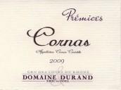 Eric et Joel Durand Cornas Premices, Rhone, France