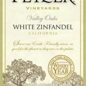菲泽仙粉黛桃红葡萄酒(橡木桶陈酿)(Fetzer Vineyards White Zinfandel,California,USA)