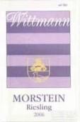 维特曼酒庄莫斯坦顶级葡萄园雷司令干白葡萄酒(Weingut Wittmann Morstein Riesling Grosses Gewachs, Rheinhessen, Germany)