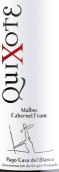 白屋酒庄吉诃德马尔贝克品丽珠混酿干红葡萄酒(Pago Casa del Blanco Quixote Malbec-Cabernet Franc,Spain)