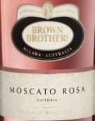 布琅兄弟莫斯卡托桃红葡萄酒(Brown Brothers Moscato Rosa,Victoria,Australia)