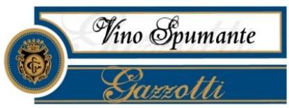 加佐蒂酒庄干型起泡酒(Gazzotti Vino Spumante Brut,Piemont,Italy)