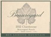 博雷加德牧场霞多丽干白葡萄酒(Beauregard Vineyards Beauregard Ranch Chardonnay,Ben Lomond ...)