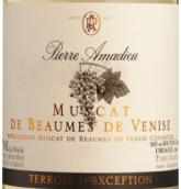 阿玛迪麝香甜白葡萄酒(Pierre Amadieu Muscat,Beaumes de Venise,France)