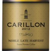 阿萨拉特色收藏金钟甜白葡萄酒(Asara Speciality Collection Carillon,Stellenbosch,South ...)