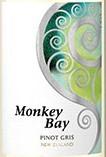 猴子湾灰皮诺白葡萄酒(Monkey Bay Pinot Gris,Gisborne,New Zealand)