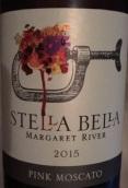 史黛拉·贝拉粉红麝香甜白葡萄酒(Stella Bella Pink Muscat, Margaret River, Western Australia)