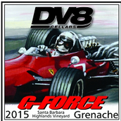 DV8酒庄巨力歌海娜干红葡萄酒(DV8 Cellars G-Force Grenache, Ballard Canyon, USA)