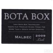 德利卡博塔盒马尔贝克干红葡萄酒(洛迪)(Delicato Family Vineyards Bota Box Malbec,Lodi,USA)