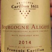 加莲浓勃艮第阿里高特干白葡萄酒(Francois Carillon Bourgogne Aligote,Puligny-Montrachet,...)