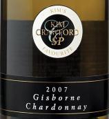 金凯福珍藏霞多丽干白葡萄酒(Kim Crawford SP Kim's Favourite Chardonnay, Gisborne, New Zealand)