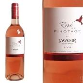 拉维尼皮诺塔吉桃红葡萄酒(L'Avenir Rose de Pinotage By LAvenir',Stellenbosch,South ...)