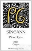 西尼恩灰皮诺干白葡萄酒(Sineann Pinot Gris, Oregon, USA)