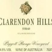 克拉伦敦山佩格特山园西拉干红葡萄酒(Clarendon Hills Piggott Range Vineyard Syrah, Clarendon, Australia)
