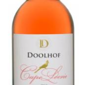 迷路园开普洛瑞混酿桃红葡萄酒(Doolhof Cape Loerie Grenache-Shiraz-Mourvedre,Wellington,...)