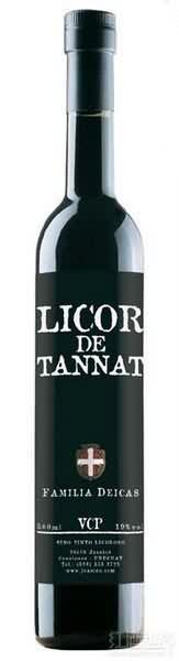Familia Deicas Licor de Tannat,Juanico,Uruguay