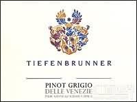 Tiefenbrunner Pinot Grigio Delle Venezie IGT,Italy