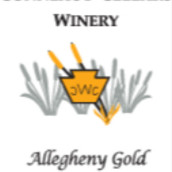 康诺酒庄金色阿勒格尼甜白葡萄酒(Conneaut Cellars Winery Allegheny Gold,Lake Erie,USA)