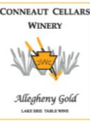康诺酒庄金色阿勒格尼甜白葡萄酒(Conneaut Cellars Winery Allegheny Gold,Lake Erie,USA)