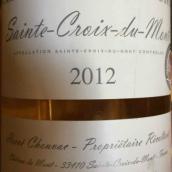 蒙得酒庄圣蒙得十字白葡萄酒(Chateau Du Mont Sainte Croix Du Mont,Entre-deux-Mers,France)