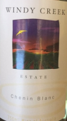 风之溪白诗南干白葡萄酒(Windy Creek Estate Chenin Blanc,Swan Valley,Australia)