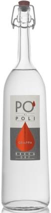 魄力格拉巴PO干赛克渣酿白兰地(Poli Grappa PO Secco Dry,Veneto,Italy)