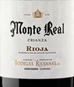 里奥哈酒庄蒙特雷特酿红葡萄酒(Bodegas Riojanas Monte Real Crianza, Rioja DOCa, Spain)