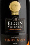 埃尔金黑皮诺干红葡萄酒(Elgin Vintners Pinot Noir,Elgin,South Africa)