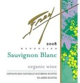 弗雷有机长相思甜白葡萄酒(Frey Vineyards Organic Sauvignon Blanc, Redwood Valley, USA)