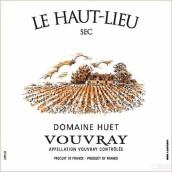 予厄高地园干白葡萄酒(Domaine Huet Le Haut-Lieu, Vouvray, France)