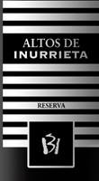 莹瑞黛巅峰巨作珍藏干红葡萄酒(Bodegas Inurrieta Altos de Inurrieta Reserva,Navarra,Spain)
