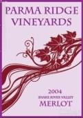 帕尔马山脊梅洛干红葡萄酒(Parma Ridge Vineyards Merlot,Snake River Valley,USA)