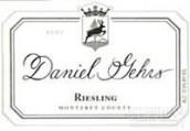 丹尼尔格尔斯蒙特利县雷司令干白葡萄酒(Daniel Gehrs Monterey Riesling, California, USA)