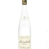 婷芭克世家珍藏李子白兰地(F.E.Trimbach Mirabelle Eau de Vie Plum Brandy Reserve,Alsace...)
