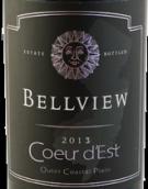 贝尔维尤东方之心干红葡萄酒(Bellview Winery Coeur D'est,Outer Coastal Plain,USA)