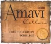 Amavi Cellars Semillon, Walla Walla Valley, USA