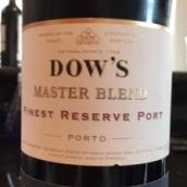 辛明顿家族道斯顶级珍藏波特酒(Symington Family Dow's Master Blend Finest Reserve Port,...)