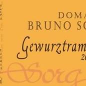 Domaine Bruno Sorg Gewurztraminer,Alsace,France
