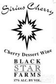 黑星农场天狼星樱桃甜红葡萄酒(Black Star Farms Sirius Cherry Dessert Wine, Old Mission Peninsula, USA)